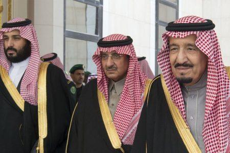 Uproar Over Dissident Rattles Saudi Royal Family