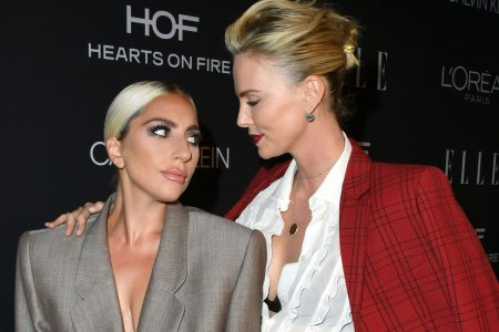 Lady Gaga, Charlize Theron ring in Elle's 25th Women in Hollywood celebration