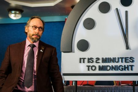 Lawrence Krauss to Retire From Arizona State After Sexual Misconduct Accusations