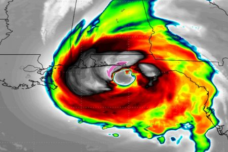 Hurricane Michael strengthens to Category 3, on collision course with Florida Gulf Coast
