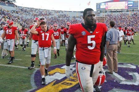 For Georgia, a nightmare in Death Valley