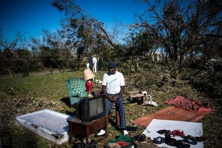 'We're back to frontier days': Michael's aftermath in Florida