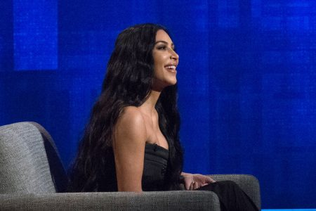 Kim Kardashian West tells Alec Baldwin she feels 'grateful' for robbery for this reason