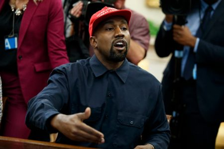 Read the entirety of Kanye West's uninterrupted Oval Office monologue, annotated