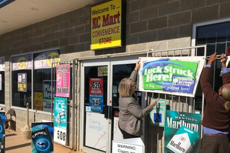 'I can't even count that number': $1.537B Mega Millions ticket sold at South Carolina store