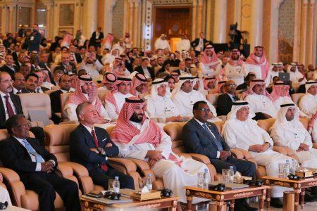 Despite Khashoggi case, US firms and Saudi prince show up at 'Davos in the Desert'