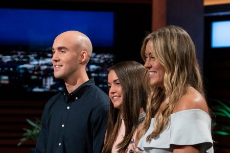 'Shark Tank': Teary tribute to firefighter dad yields $1 million (and counting) in sales
