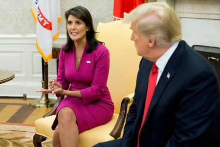 'Something doesn't smell right': The curious timing of Nikki Haley's exit