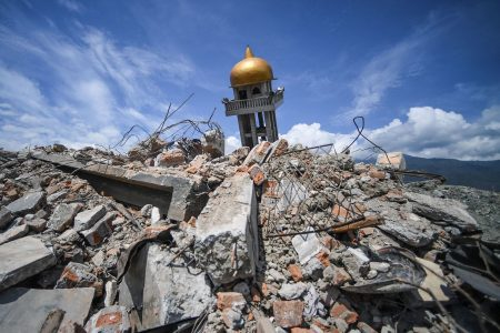 'Not a straightforward event': How multiple disasters stunned experts and ravaged a corner of Indonesia