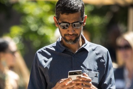 Oxford researchers exposed the avalanche of data Google and Facebook can hoover up from apps on your phone