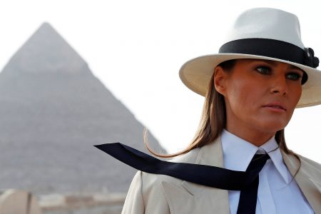 Melania Trump On Me Too: We Should Support Men, 'Not Just Women'