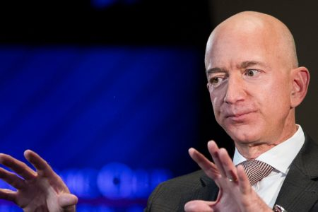 There's one clear sign Jeff Bezos looks for to gauge how smart people are