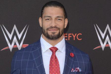WWE Star Roman Reigns Relinquishes Belt, Reveals He's Fighting Leukemia