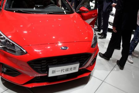 Ford appoints new CEO to oversee operations in China