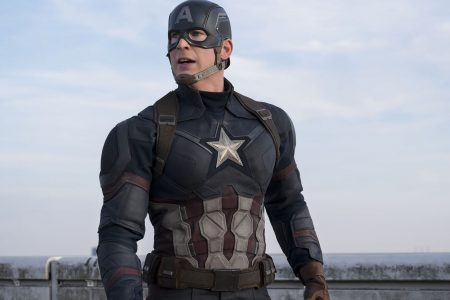 Chris Evans wraps 'Avengers 4,' says it's an 'honor' to play Captain America