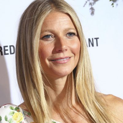 Gwyneth Paltrow shows of matching wedding bands with Brad Falchuk in new photo