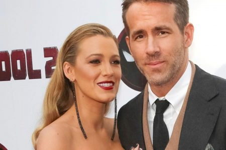 Ryan Reynolds had a voting party with Blake Lively for his birthday, trolling included