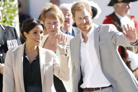 What we know about Duchess Meghan and Prince Harry's royal baby, due in the spring
