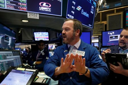 Stock market drops again, wiping out 2018 gains for the Dow and S&P 500