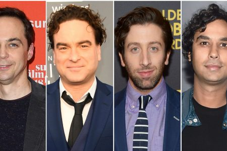 The highest-paid TV actors in the world: 'Big Bang Theory' stars top list