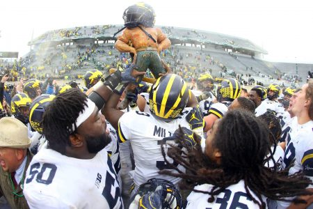College football's winners and losers for Week 8 topped by Michigan's Big Ten statement