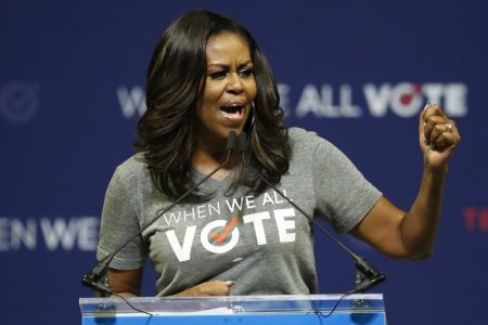 Michelle Obama launches Global Girls Initiative to 'lift up' organizations