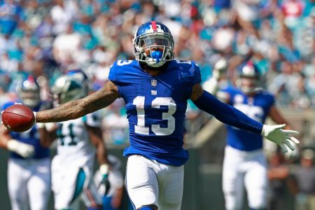 More playing, less talking: Giants owner sends Odell Beckham Jr. a message