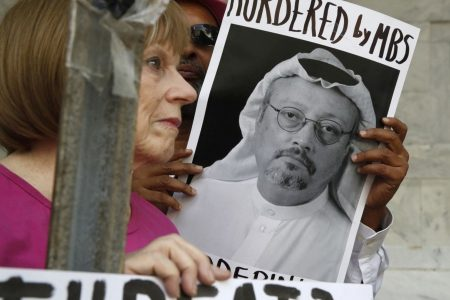 What is the Global Magnitsky Act, and why are US senators invoking this on Saudi Arabia?