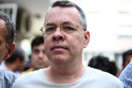 Trump administration cautiously optimistic pastor jailed in Turkey will be freed