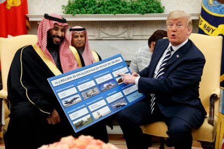 As crisis intensifies, what's at stake in America's military partnership with Saudi Arabia?