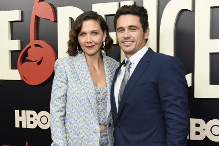 Maggie Gyllenhaal says she took James Franco's sexual misconduct allegations seriously while filming 'The Deuce'