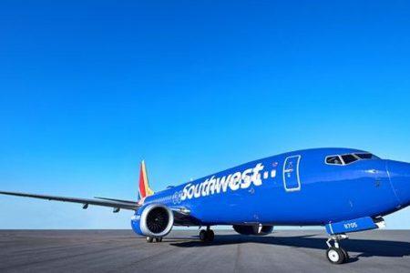 Southwest flight to Orlando struck by lightning, diverted to Hartford