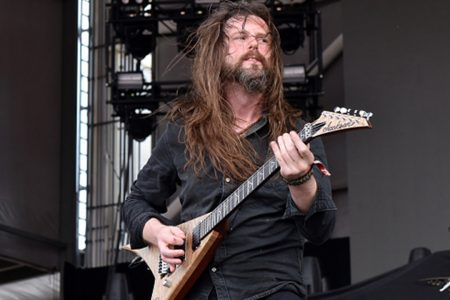 All That Remains guitarist Oli Herbert dead at 44