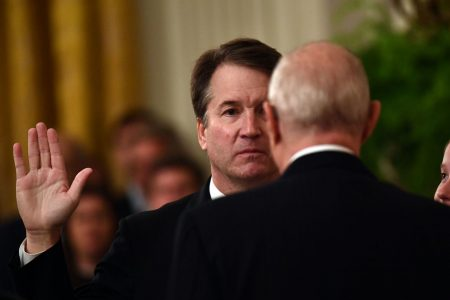 Roberts refers judicial misconduct complaints against Kavanaugh to federal appeals court in Colorado