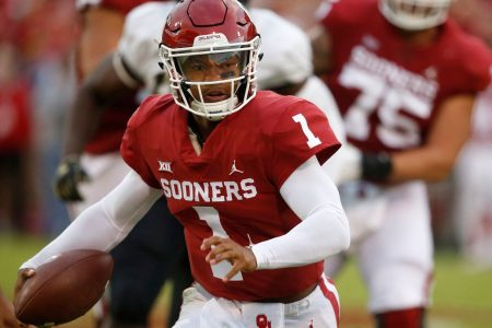 'Across the border' means something else in Texas-Oklahoma rivalry, and Kyler Murray is latest example