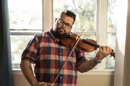 Vijay Gupta: The violinist of LA's Skid Row wins a MacArthur 'genius' grant