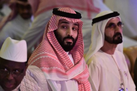 Saudi crown prince calls Khashoggi murder 'heinous crime,' vows perpetrators will be brought to justice