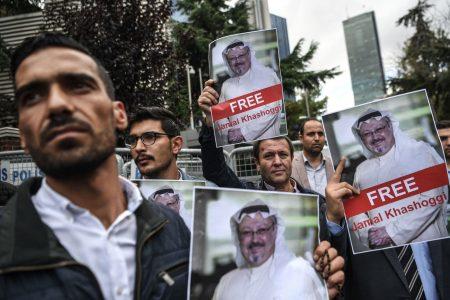 Erdogan demands that Saudis prove missing journalist left their consulate alive