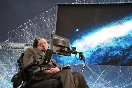 Stephen Hawking feared race of 'superhumans' able to manipulate their own DNA