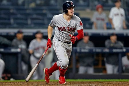 Inside Brock Holt's unlikely, historic cycle that defined the Red Sox's blowout win in Game 3