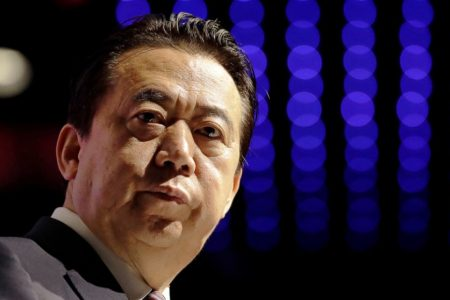 Interpol president reported missing after trip to China