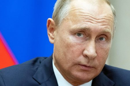 Putin: Russia 'ahead of competition' with latest weapons