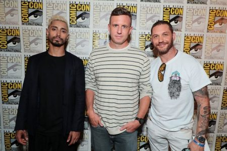 The 'Venom' director's Hollywood path began when he saw 'Batman' as a DC teenager