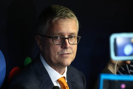 MLB clears Astros of cheating, Houston GM Jeff Luhnow says team was 'playing defense'