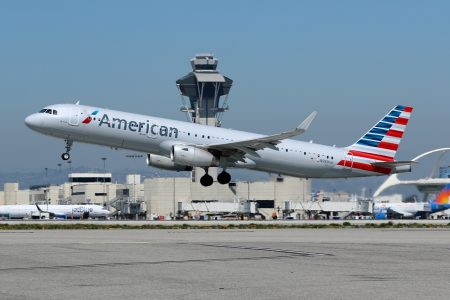 Texas family prevented from boarding American Airlines flight because of autistic son, parents claim