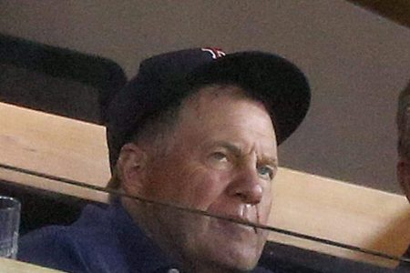 Fox Sports has Bill Belichick give cool speech about winning before first pitch of World Series