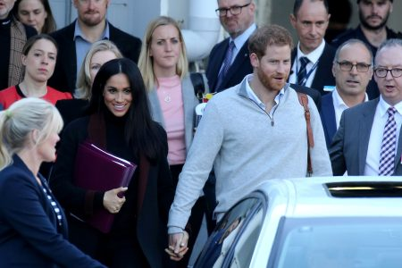 Duchess Meghan, Prince Harry arrive in Australia for official visit, Invictus Games