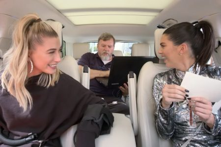Hailey Baldwin fails lie detector test about Justin Bieber on Carpool Karaoke