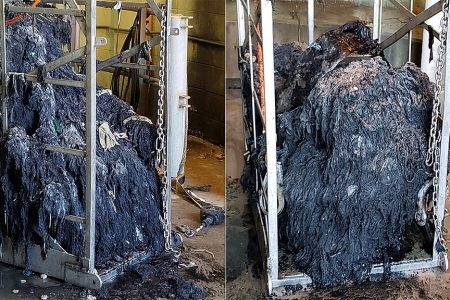 South Carolina officials warn about 'flushable' wipes after sending divers into 'raw sewage'