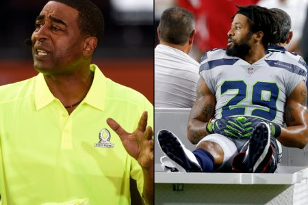 Cris Carter had the worst take on Earl Thomas' post-injury frustrations